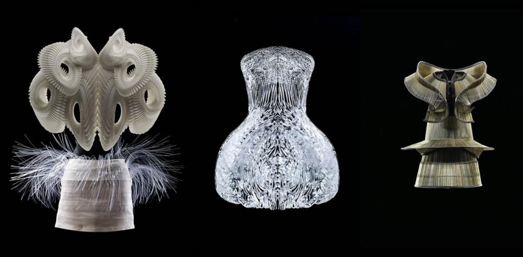Выставка в Музее искусств Хай в Атланте: 3D-мода от Ирис ван Харпен