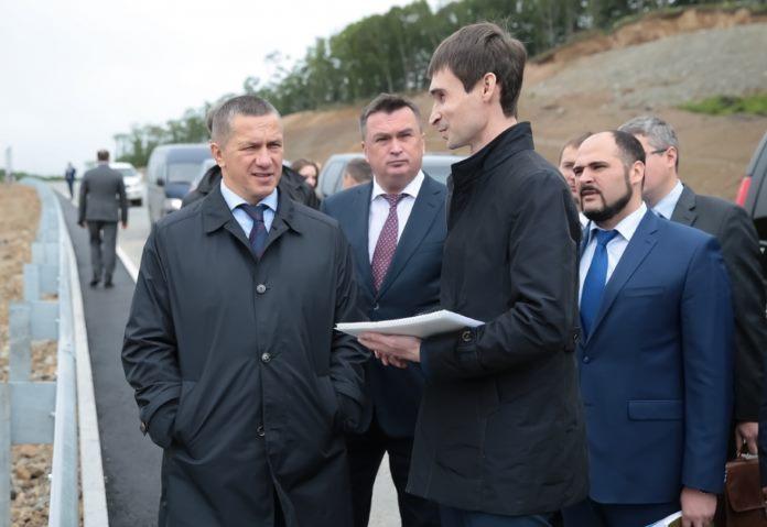 Вице-премьер Юрий Трутнев встретился с резидентами игорной зоны «Приморье»