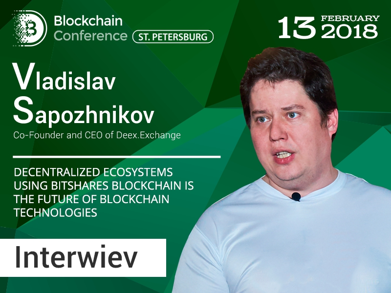 Vladislav Sapozhnikov: Volatility of cryptocurrencies is a common phenomenon
