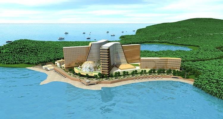"The casino resort ""Naga Vladivostok"" to be opened instead of ""Mayak"" in the Primorsky Krai"