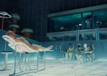 Во время съемок «Теоремы Зеро» режиссер Терри Гиллиам полагался на 3D-печатный реквизит