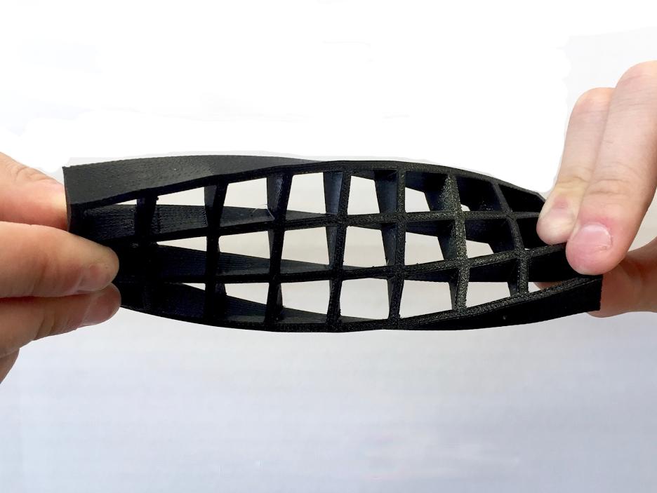 Voodoo Manufacturing предоставляет услуги 3D-печати из гибкого термопластичного полиуретана
