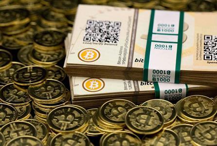 Восьмикратный рост биткоина