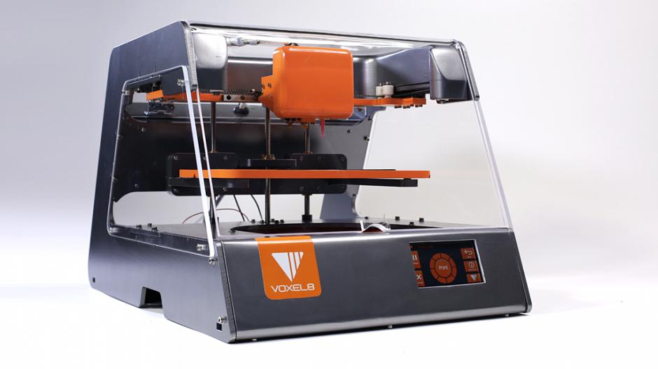 Voxel8 демонстрирует 3D-принтер для печати электронных плат