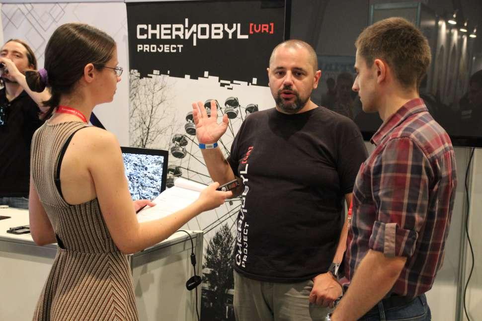 """Войцех Паздур: «Проект """"Чорнобиль VR"""" – приклад того, що допоможе на уроках історії в школі»"""
