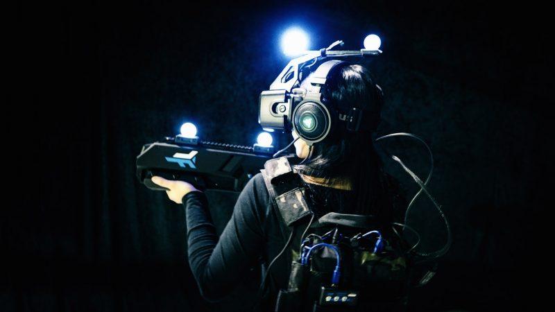 VR-песочницу с зомби-шутером установят в парке Токио