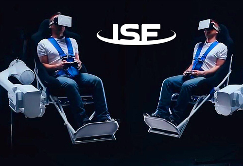VR will help astronauts during long missions
