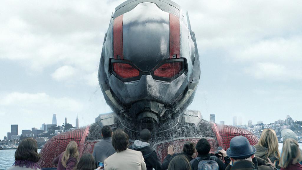 Встречайте трейлер юбилейной киноленты от Marvel Studios «Человек-муравей и Оса»
