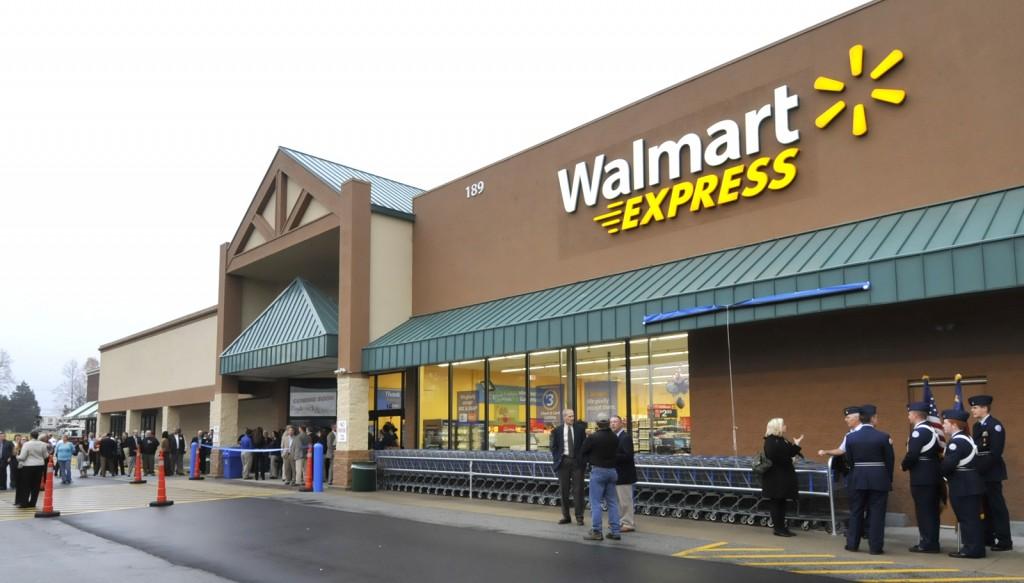 Walmart разрабатывает дрон-аудитор для складов