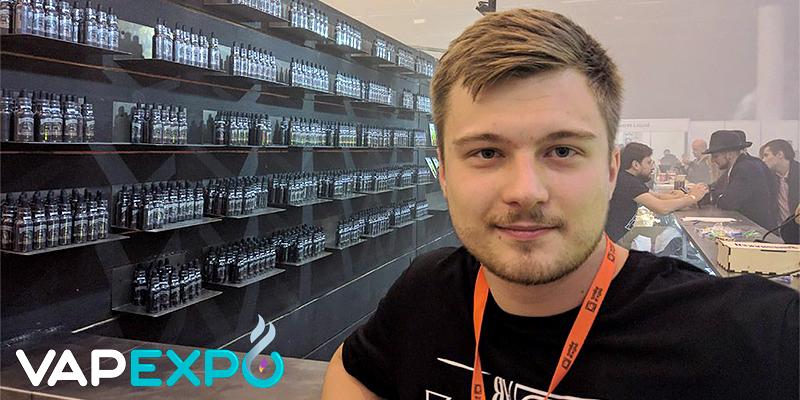 We realized the necessity of winning the vape market in Ukraine - Liquid Lab business manager Sergei Starshov