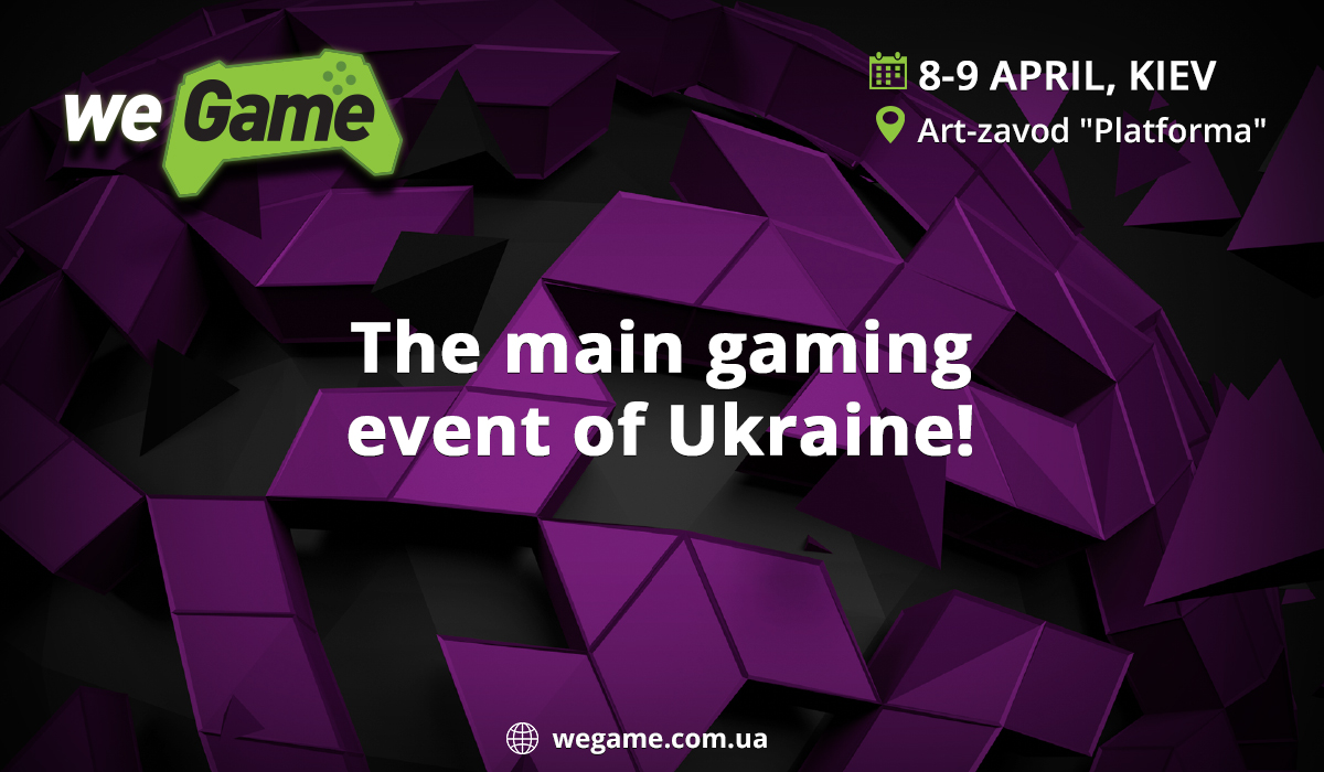 WEGAME 3.0: find out where and how the capital's main gaming event will take place!