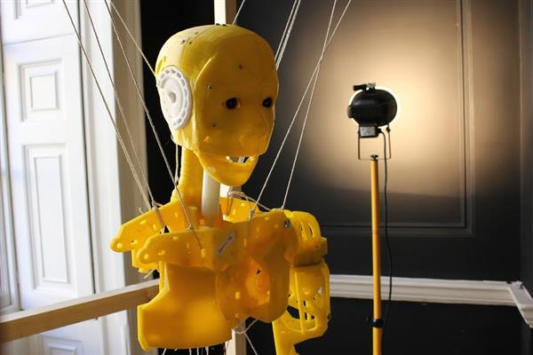 Wevolver begins 3D printing robot avatars For Good project, helping hospitalized children experience London Zoo