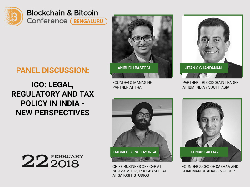 What do Indian regulators prepare for blockchain? Expert opinion at panel discussion