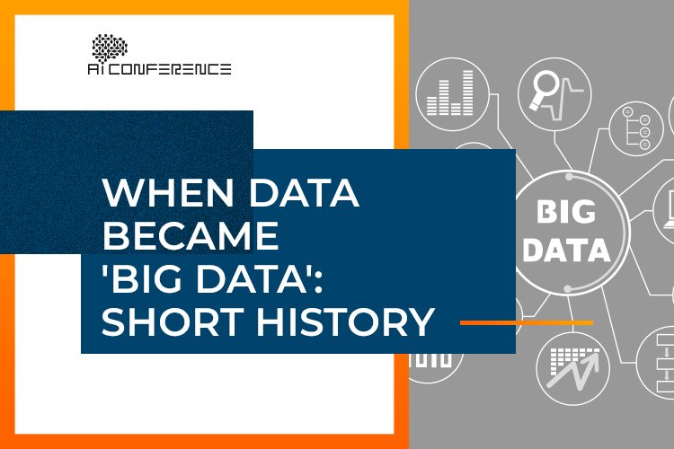 When data became 'Big Data': short history