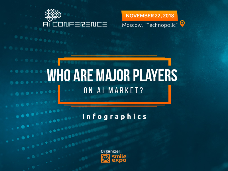 Who are major players on AI market?