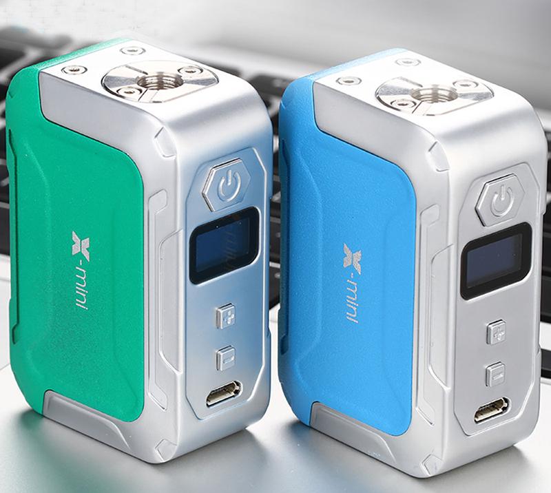 X-mini ТС Box от iKarno – боксмод для любителей компактных девайсов