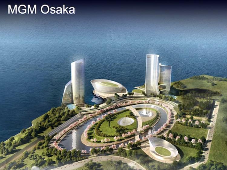 Япония, возможно, уничтожила свою олимпийскую мечту в отношении азартных игр