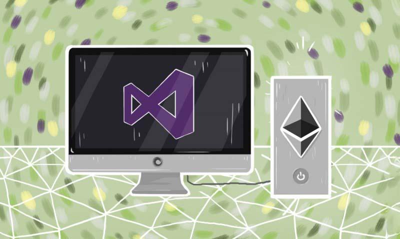 Язык программирования Solidity, используемый технологией Ethereum, теперь доступен в Microsoft Visual Studio