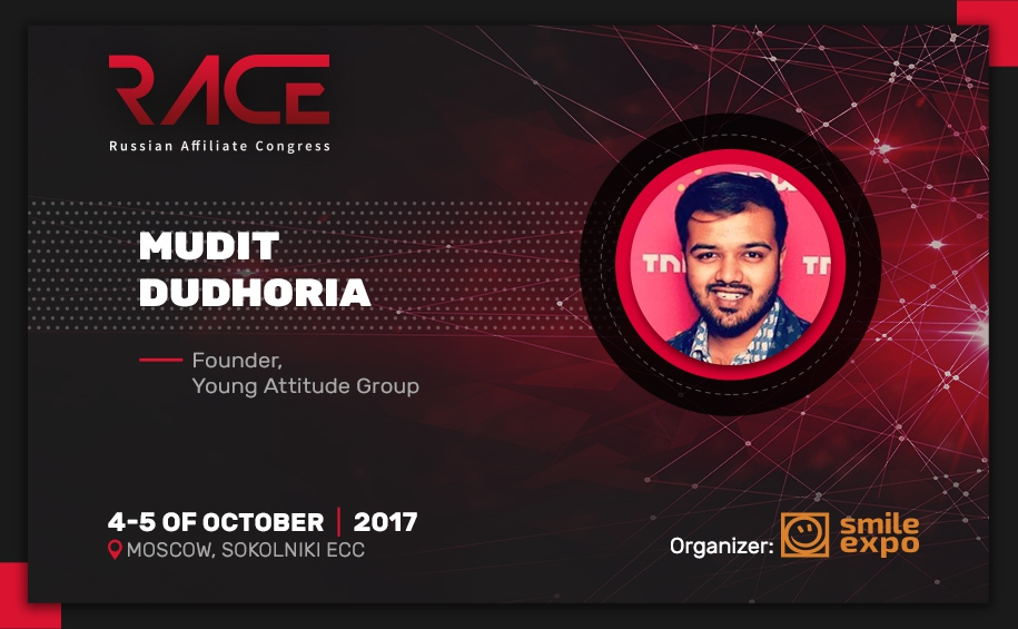 Young Attitude Group founder to tell about the future of Asian CPA market at RACE 2017