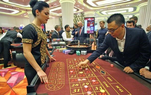 Южнокорейский оператор казино «Канвон Лэнд» пришел в «Приморье»