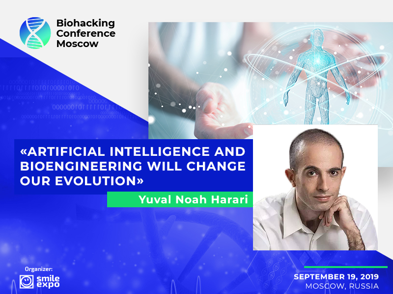 "Yuval Noah Harari, ""Artificial Intelligence and Bioengineering Will Change Our Evolution"""
