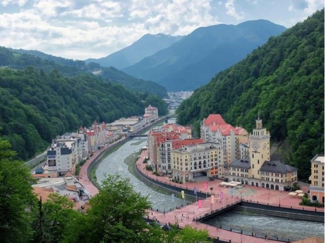 За август в «Азов-Сити» было на 12,5 тыс. посетителей больше, чем в «Красной поляне»