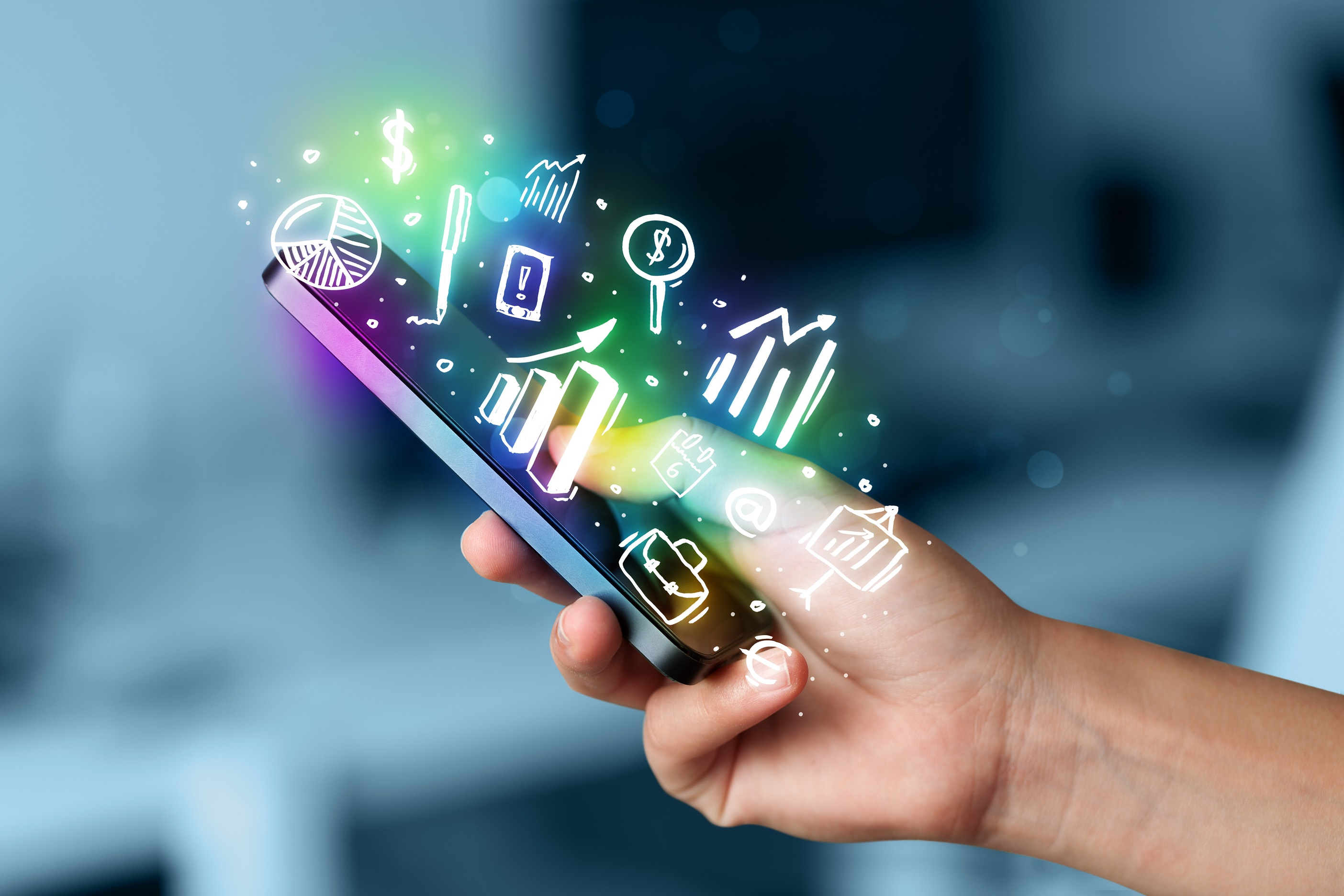 «За» и «против»: мобильные приложения в бизнесе