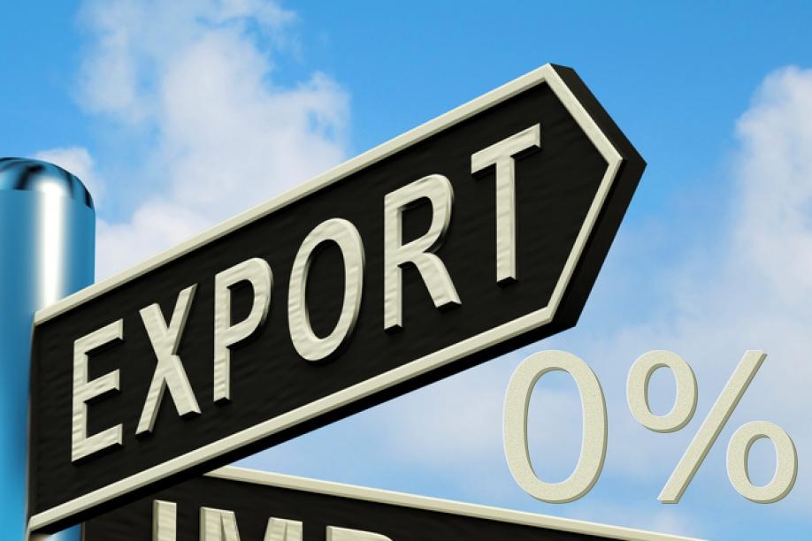 Закон, отменяющий НДС при экспорте, был принят в первом чтении