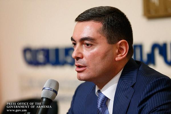 Замминистра финансов Армении Вахтанг Мирумян станет спикером Armenian Gaming Forum