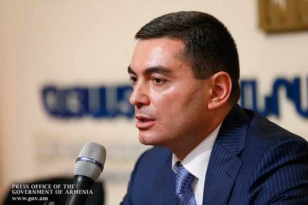 Deputy Minister Of Finance Of Armenia Vakhtang Mirumyan Will Speak At Armenian Gaming Forum