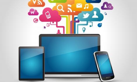 Затраты на мобильную рекламу выросли на 180%