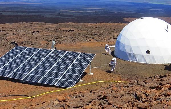 Завершилась очередная имитация «покорения Марса» в штате Гавайи