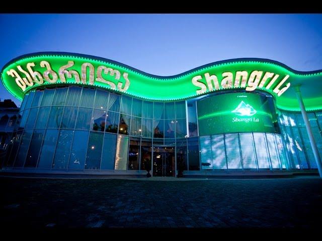 Золотым спонсором Georgia Gaming Congress стало самое знаменитое казино Грузии – «Шангри Ла»