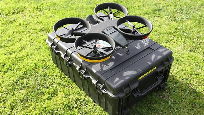 Конкурс проектов коммерческого использования дронов
