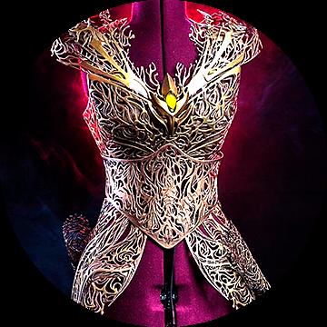 3D Fashion Show