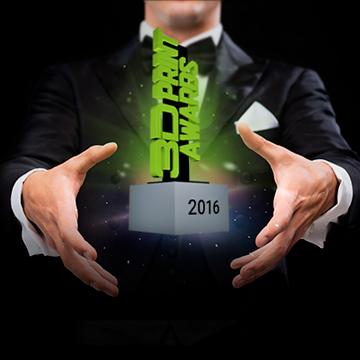 3D Print Awards 2016