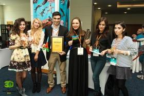 3D Print Conference. Baku 3Doodler