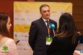 3D Print Conference. Baku Фархад Амирбеков