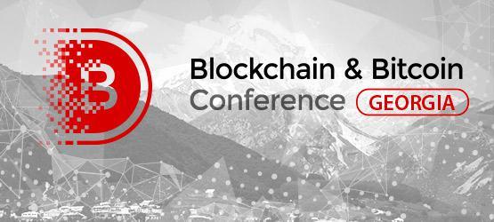 Blockchain & Bitcoin Conference Georgia