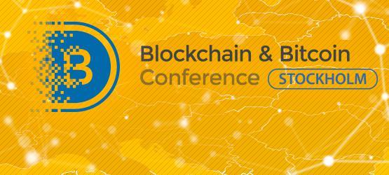 Blockchain & Bitcoin Conference Stockholm