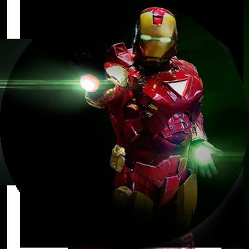 Cosplay – Show of superheroes !