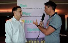 Hedgie -Project Lead Stas Zlobinski Interview With Dushan Spalevich for ICO TV
