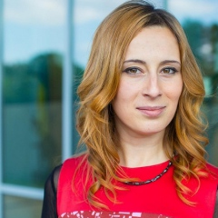 Катерина Золотарёва