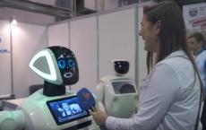Robotics Expo 2017. Репортаж Game Show