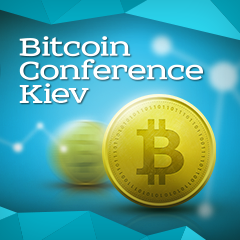 Blockchain & Bitcoin Conference Kiev 2016