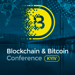 Blockchain & Bitcoin Conference Kiev 2018
