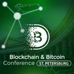 Blockchain & Bitcoin Conference St. Petersburg