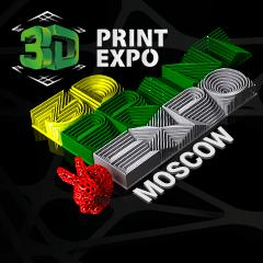 3D Print Expo Moscow 2015