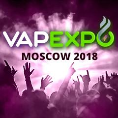VAPEXPO Moscow June 2018