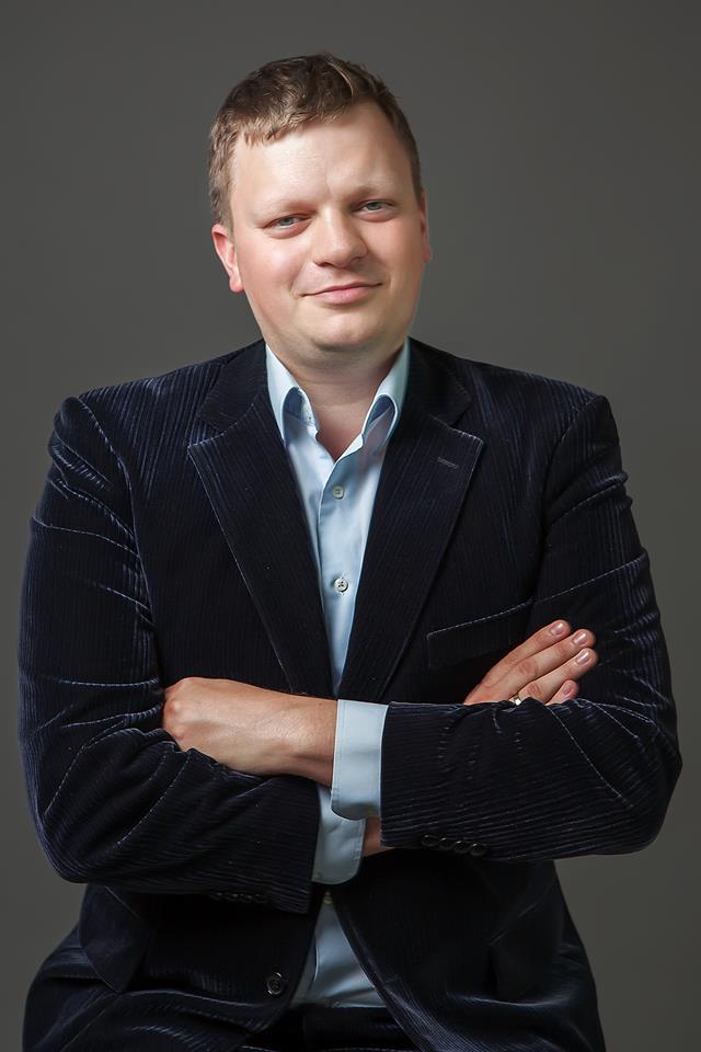 Алексей Шершнёв. Генеральный директор в Medical company ilaya
